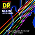 DR NEON Hi-Def MULTI-COLOR Medium « Saiten E-Gitarre