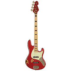 Sandberg California TT4 MN MR hardcore aged Block Inlays « E-Bass