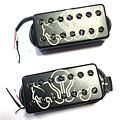 Pickup E-Gitarre Bare Knuckle Juggernaut Covered Set 7-String