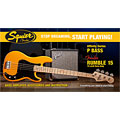 Squier Affinity P-Bass & Rumble 15, BTB « E-Bass Set