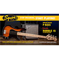 E-Bass Set Squier Affinity P-Bass & Rumble 15, BSB
