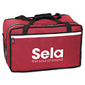 Percussionbag Sela Cajon Bag Red