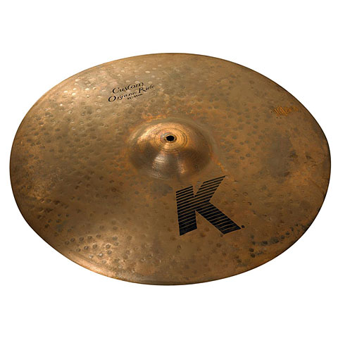 Zildjian K Custom 21  Organic Ride