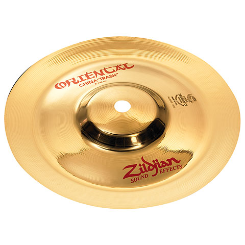Zildjian Oriental 8  Trash China