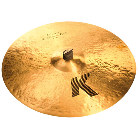 Zildjian K Custom 21  Dark Complex Ride
