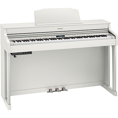 Roland HP603 WH Digital Piano