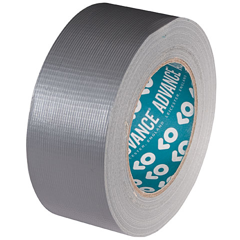 Advance Gaffa Tape AT169 silber