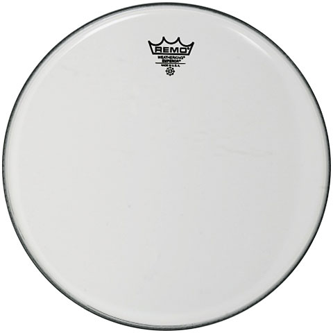 Remo Smooth White BB-1226-00