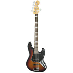 Fender American Elite Jazz Bass V RW 3TSB « E-Bass