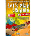 Hage Let's Play Ukulele Pop Rock Hits « Notenbuch