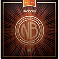 Saiten Westerngitarre D'Addario NB1047 Nickel Bronze Set