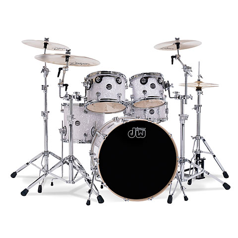 "DW Performance 20"" White Marine Pearl"