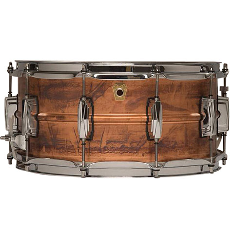 Ludwig Copper Phonic LC663 14 x 6,5  Raw