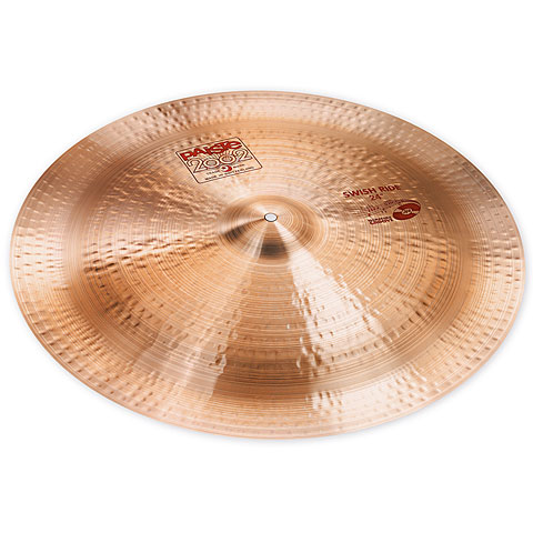 Paiste 2002 24  John JR Robinson Signature Swish Ride