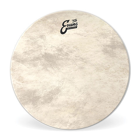 Evans EQ-4 Calftone 22  Bass Drum Head
