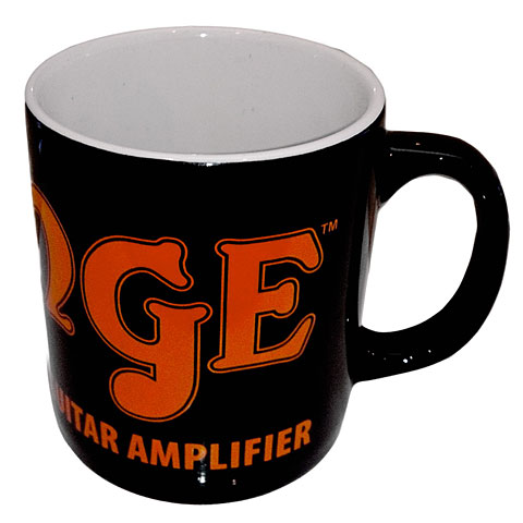 Orange Coffee Cup BLK/OR