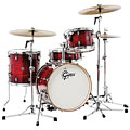 "Gretsch Drums Catalina Club 18"" Gloss Crimson Burst Drumset « Schlagzeug"