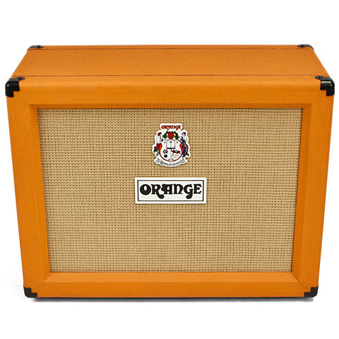 Orange PPC212 Open Back, 2x12