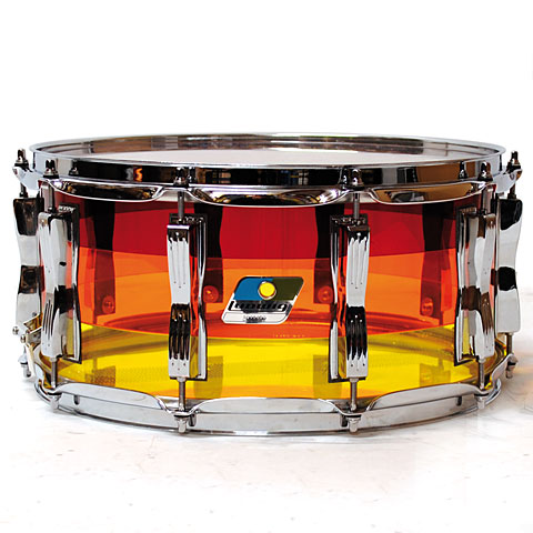 Ludwig Vistalite14  x 6,5  Tequila Sunrise Snare