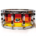"Snare Drum Ludwig Vistalite14"" x 6,5"" Tequila Sunrise Snare"