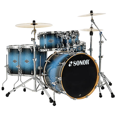 Sonor Select Force SEF11Stage S Drive BlueGalaxySparkle