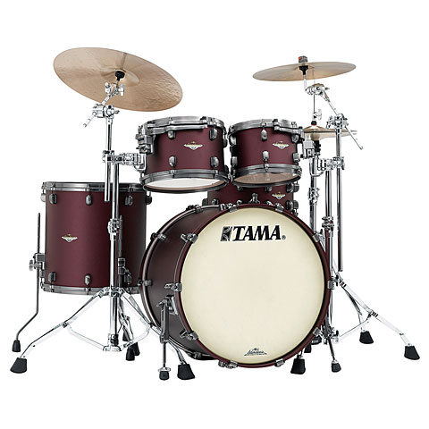 Tama Starclassic Maple 22  Flat Burgundy Metallic