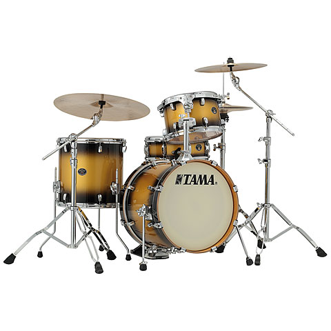 Tama Silverstar 18  Vintage Gold Duco