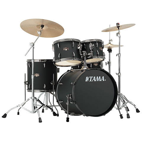 Tama Imperialstar 20  Blacked Out Black