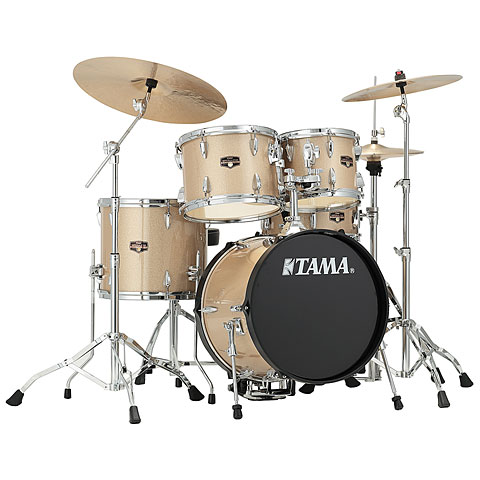 Tama Imperialstar 18  Champagne Mist