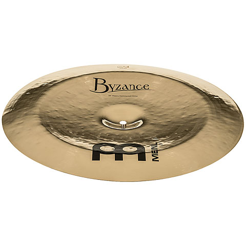 Meinl Byzance Brilliant 18  Heavy Hammered China