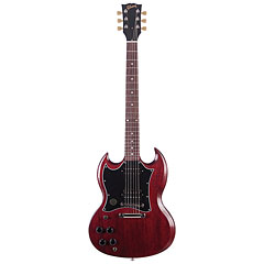 Gibson SG Faded T 2017,Worn Cherry « E-Gitarre Lefthand