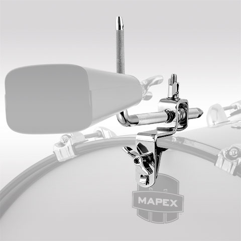 Mapex Cowbell Holder for Bass Drum