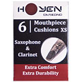 Bissplatte Hoyen Cushion  XS 0,9 mm