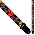 Perri's Leathers Ltd Guns ´N Roses Banner « Gitarrengurt