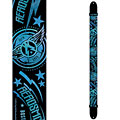Perri's Leathers Ltd Aerosmith Poly Strap Black « Gitarrengurt