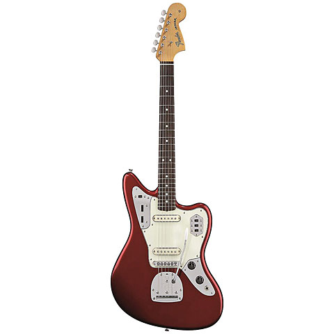 Fender Classic Player Jaguar Special PF CAR