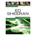 Notenbuch Music Sales Really Easy Piano - Ed Sheeran