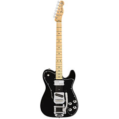 Fender LTD 72 Telecaster Custom Bigsby Black « E-Gitarre