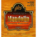 GHS E250 Stainless Steel Mandolin Strings « Saiten Zupfinstrument