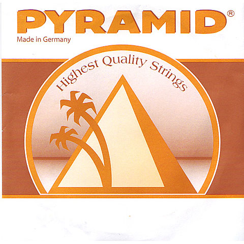 Pyramid Bouzouki, oktaviert,Ball-End