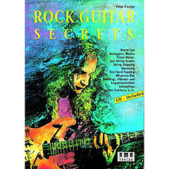 AMA Rock Guitar Secrets