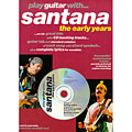Play-Along Music Sales Play Guitar With Santana - The Early Years