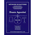 Lehrbuch Agostini Methode de Batterie Vol.2 - Technique Fondamentale