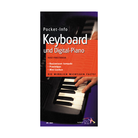 Schott Pocket-Info Keyboard