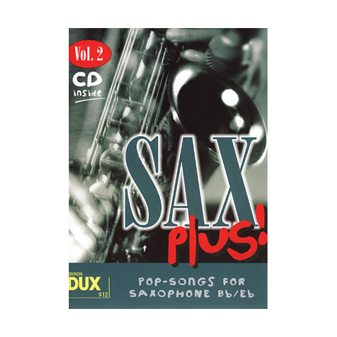 Dux Sax Plus! Vol.2