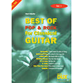 Notenbuch Dux Best of Pop & Rock for Classical Guitar Vol.1