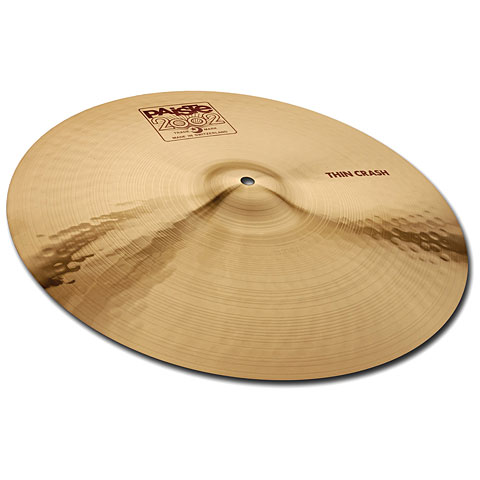 Paiste 2002 18  Thin Crash