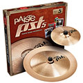Paiste PST 5 Effects Pack 10/18 Becken-Set « Becken-Set