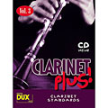 Play-Along Dux Clarinet Plus! Vol.3