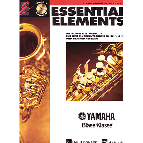 De Haske Essential Elements Bd.2